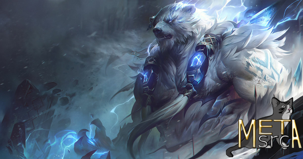 Lol Patch 10 25 Preseason Volibear Build Guide Aram Euw Metasrc We collected the graves build data and statistics to calculate the optimal build on league of legends patch 10.25. volibear build guide aram euw
